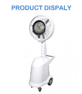 60L Outdoor Centrifugal Misting Fan
