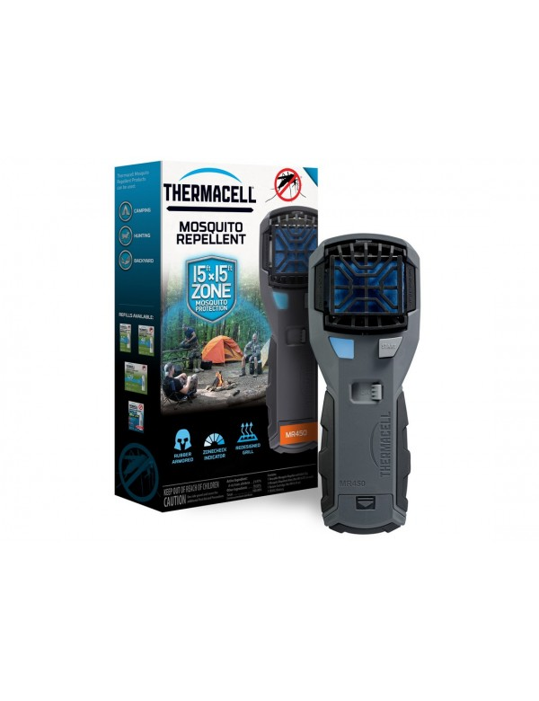 Thermacell MR450灰色便攜式驅蚊器