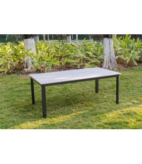 UHome Garden Dining Set Table
