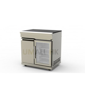 Swiss Grill Wine Cabinet Modular