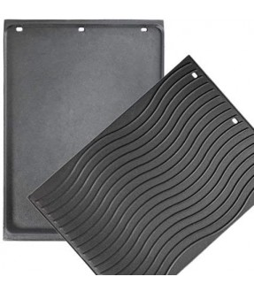 Napoleon 56060 Cast Iron Reversible Grill Griddle