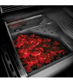 Napoleon 67731 Cast Iron Charcoal Smoker Tray