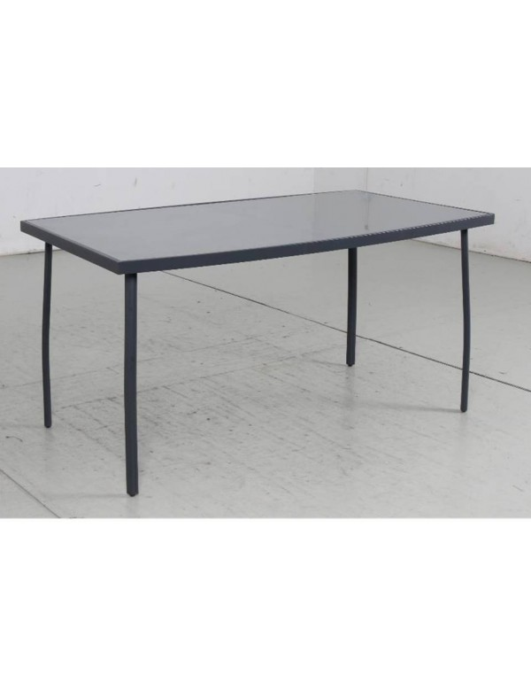 Steel made table