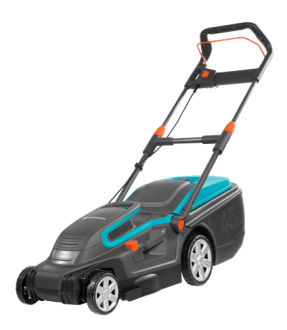 Electric Lawnmower PowerMax™ 1600/37 ready-to-use Set