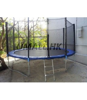 TechSport 12 feet Outdoor trampoline