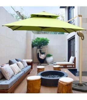 2.5米Sunbrella布太陽傘(連水座)