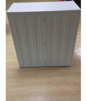 Outdoor Mini Compact Storage in White