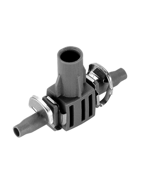 "T-joint for Spray Nozzles, 4.6 mm(3/16"")"
