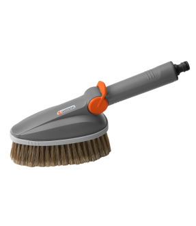 Hand-Held Wash Brush, PET