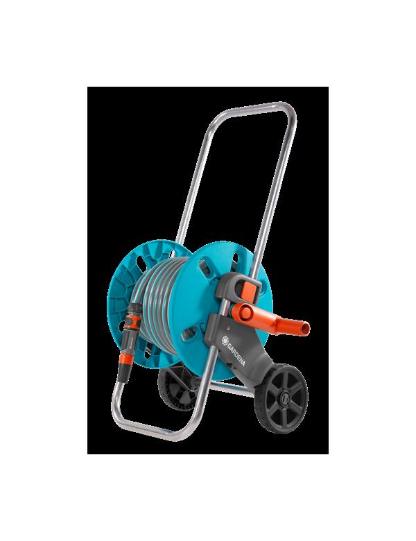 GARDENA 軟管手推車套裝 Aquaroll S (30 米)