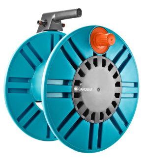 Classic Wall-fixed Hose Reel 60 with Hose Guide