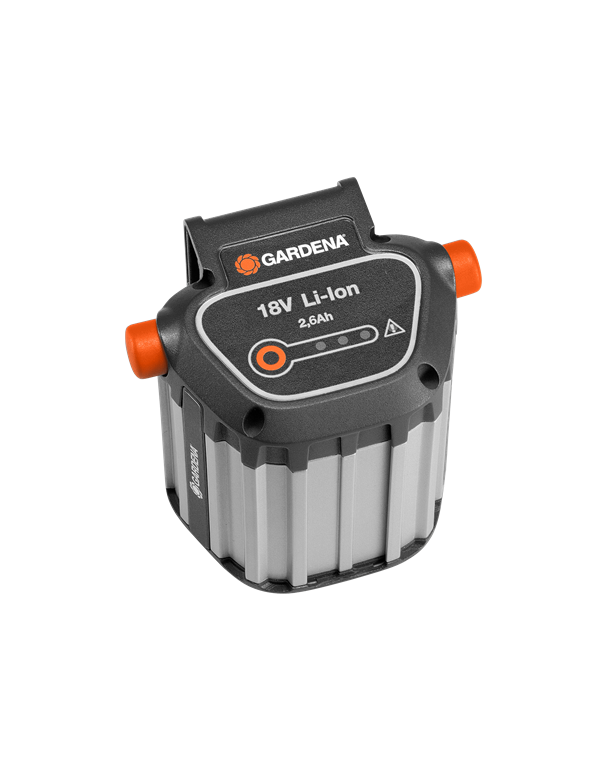 鋰電池-18V, 2.6Ah
