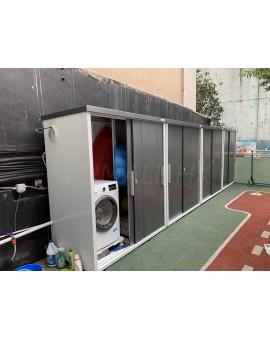 COOL-1575 SANKIN戶外儲物櫃 E-Style系列