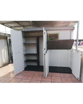 UHOME Single-storey HDPE Outdoor Storage