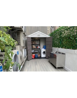 UHOME Outdoor Shed & Storage G01
