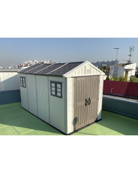 UHOME Outdoor Shed & Storage G04