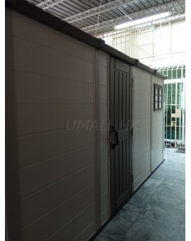 UHOME Outdoor Shed & Storage Sextuple Room Shed G04+2