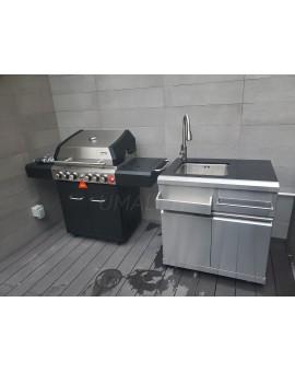 Master Grill Sink Cabinet Modular