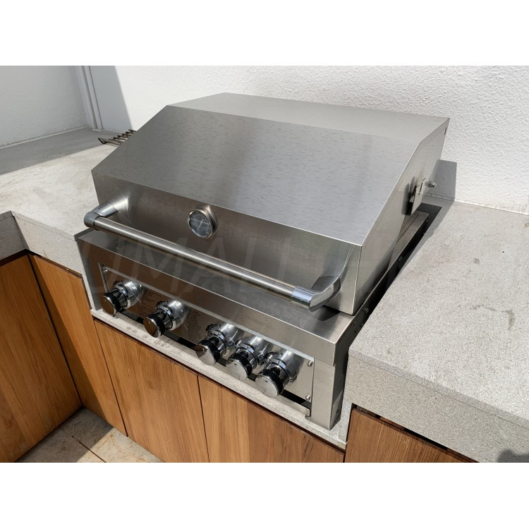 戶外移動式石油氣燒烤爐
