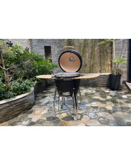 Kamado Ceramic BBQ Grill 22 inches