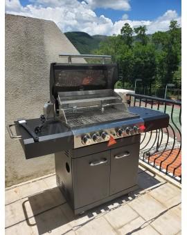 Swiss Grill A250B不銹鋼戶外燃氣燒烤爐