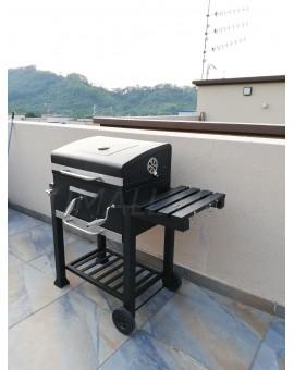 Charcoal Smoker BBQ Grill