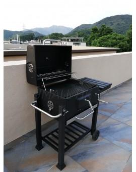 炭火燒烤煙燻爐