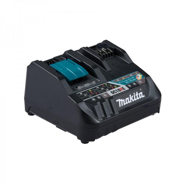 12Vmax + 14.4V + 18V 鋰電池雙插座充電器 (快速充 電) (198446-3)