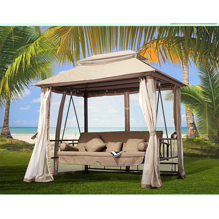Patio Swing with Daybed