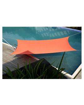 Waterproof Sun Shade Sail in Rectangle