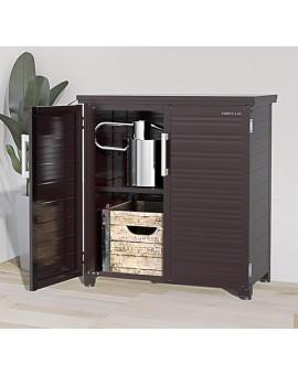 B074 - Aluminum outdoor storage