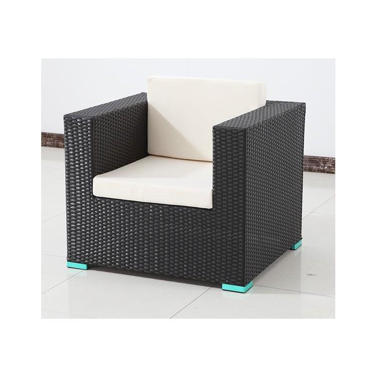Rattan single seat