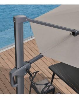 Sunbrella 3.5*3.5m Patio Square Cantilever Umbrella