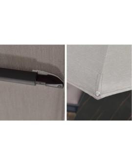 Sunbrella Patio Round Shape Cantilever Umbrella