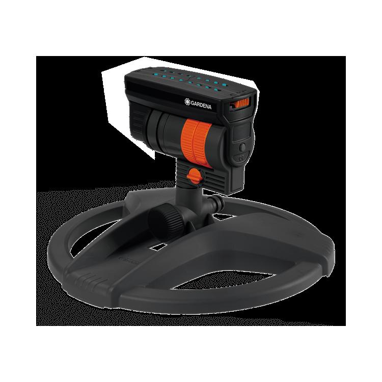 Oscillating Sprinkler AquaZoom compact