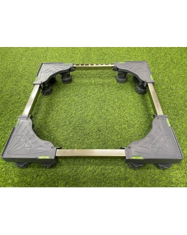 Machine Base Stand with 12 Heavy Duty Adjustable Feet