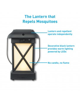 THERMACELL Mosquito Repellent Cambridge Lanterns
