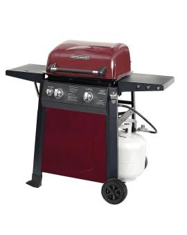 Brinkmann 2+1 gas grill