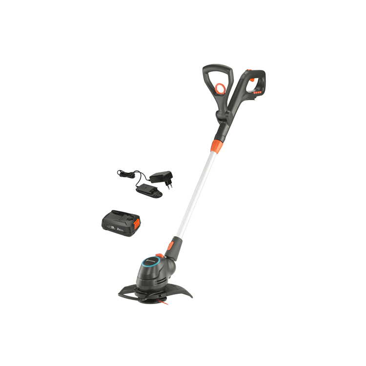 Battery Trimmer ComfortCut Li-18/23 Ready-To-Use Set