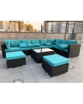 Cozy sofa set