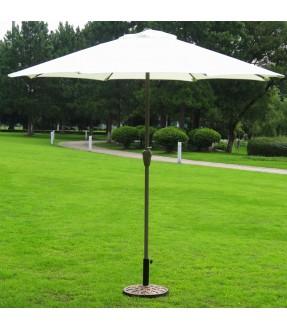 Aluminum Umbrella Center Pole with Stand