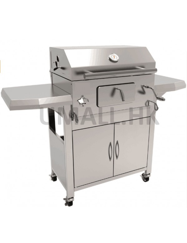 Stainless Steel BBQ Charcoal Grill