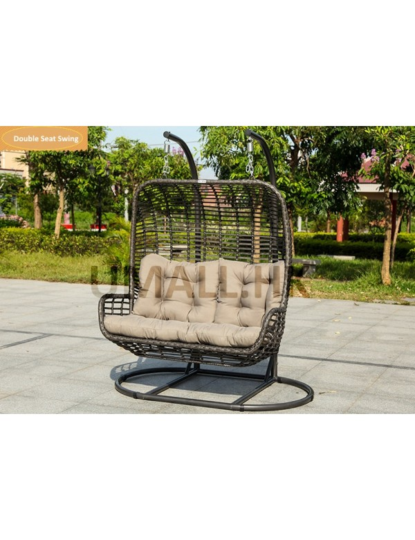 Double seat Swing