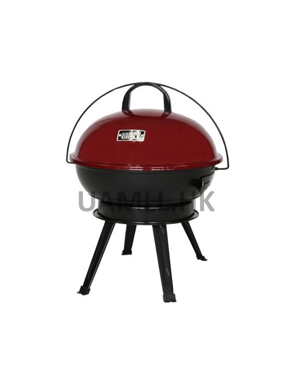 14.5 inch portable charcoal grill