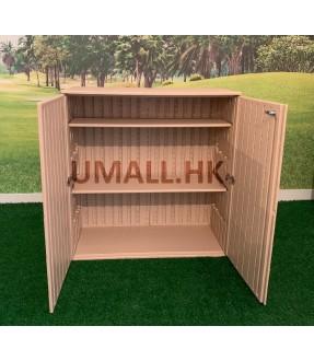 UHOME HDPE小型防水儲物櫃
