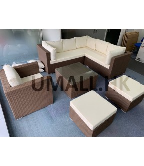 Premier Rattan sofa set