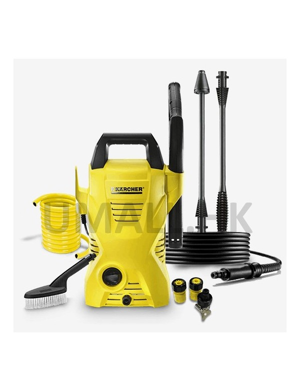 Karcher K2 COMPACT HOME PLUS PRESSURE WASHER