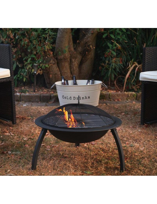 Portable Fire pit with bag