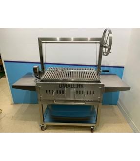 不銹鋼阿根廷風格木炭燒烤爐