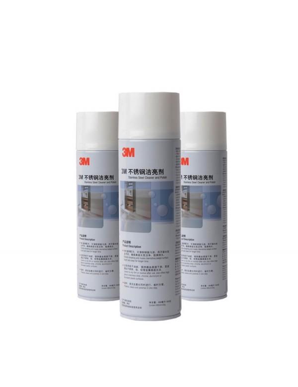 3M不銹鋼清潔劑和拋光劑